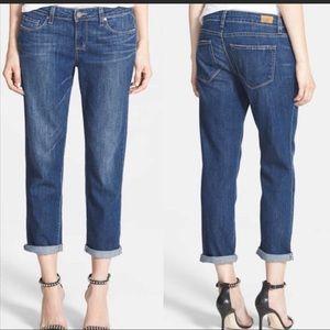 Paige jimmy jimmy skinny devyn size 27 jeans